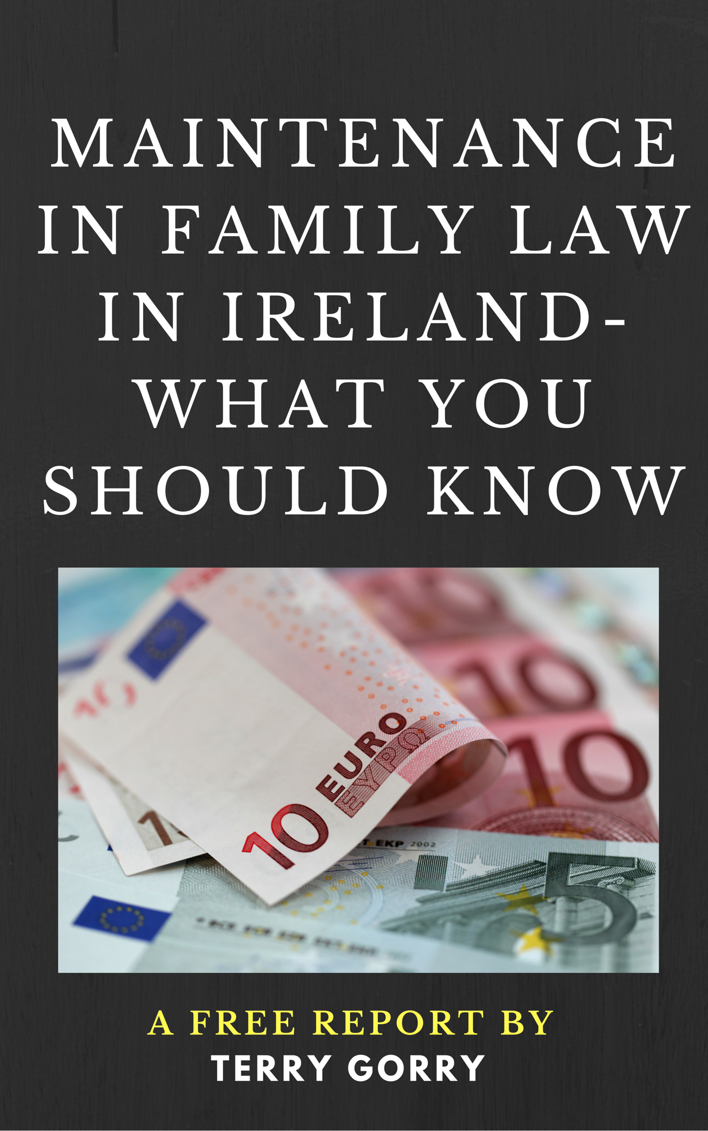irish family law The website of irish barrister kieron wood offers information and features on irish  law, links to  here you can find all ireland's current family law legislation.