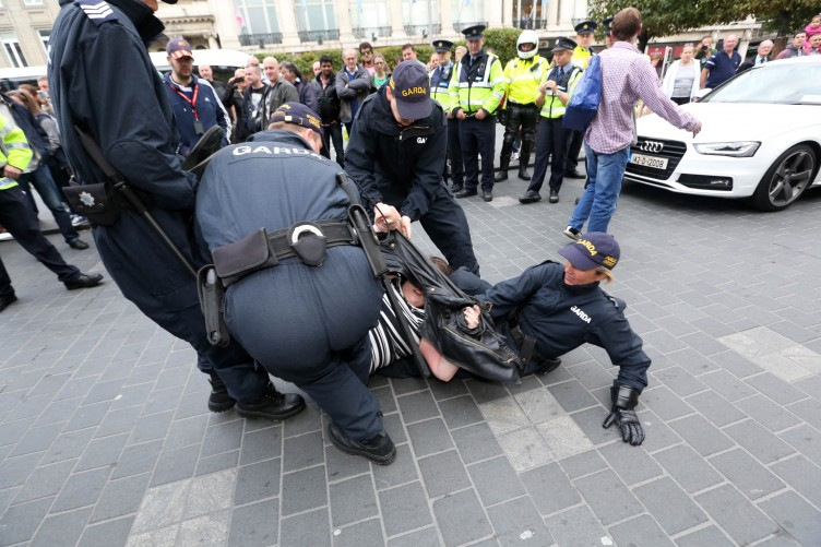 public order offences ireland