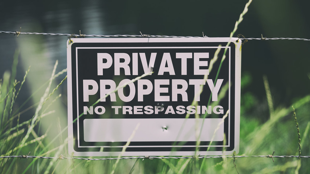 adverse possession ireland