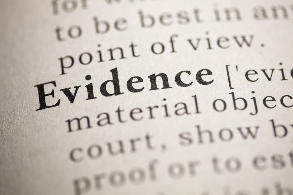 evidence-civil-actions